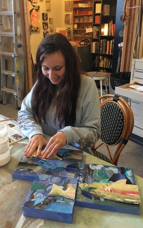 Anika Chapman-In Process